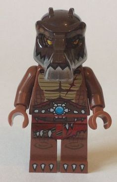 Crug LEGO Legends of Chima Minifigure