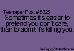 Totally right. #Teenager Post # 5329