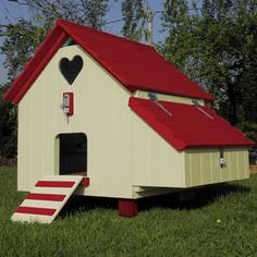 Maggie's Six Hen House | Chicken Coop | Poultry Houses
