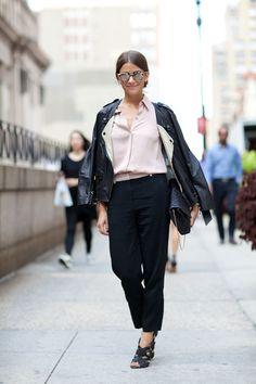 #StreetStyle Spring 2013: New York #FashionWeek #NY