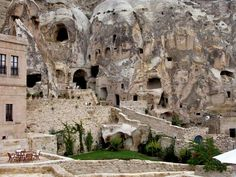 cave hotel in turkey...wow