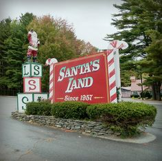 Santa's Land Putney VT.  Took my daughters there when they were very young.