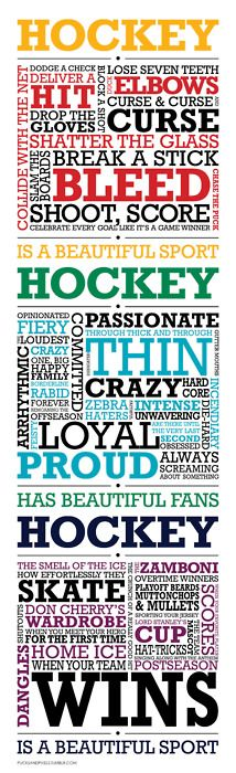 hockey is