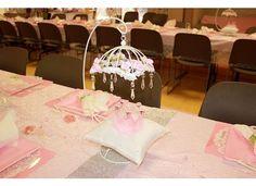 Sleeping beauty wedding on pinterest sleeping beauty for Sleeping beauty wedding table
