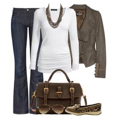 simple spring outfits | Chic Outfit Ideas | Simple Style chic-outfit-ideas-18 – Fashionista ...