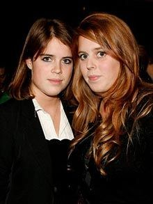 Princesses Beatrice And Eugenie Of York -