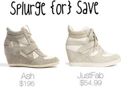 Splurge Or Save: Sneaker Wedges sneaker wedges