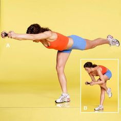 Your move for flat abs
