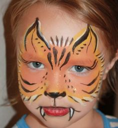 Facepainting tutorials!!!  Birthdays and Halloween!  http://therepowoman.com/face-painting-ideas/