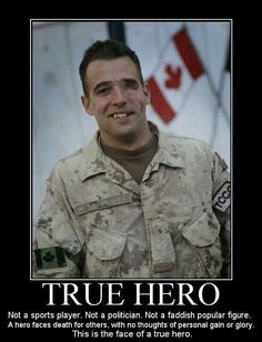 It's time more people realized this. If you value your freedom, thank a soldier.