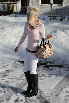 cute winter style