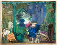 New-York Historical Society   Madeline in New York: The Art of Ludwig Bemelmans