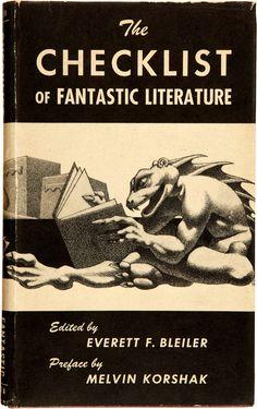 checklist of fantastic literature