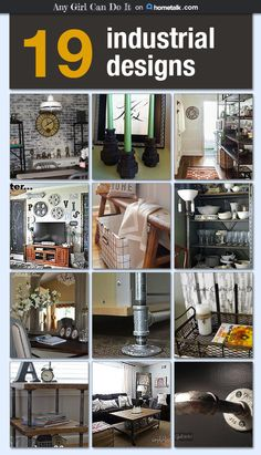 Industrial, My Fave Decor Trend, on Hometalk