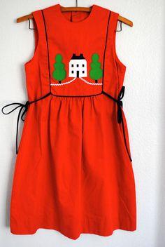 vintage 1970s house dress vintag 1970s, 1970s hous, hous dress, dresses, hous vintag, vintage houses, vintag hous, dress etsi, vintage style