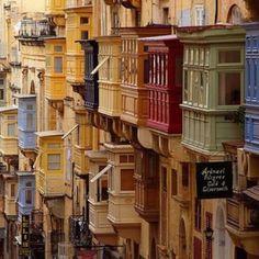 Malta # interesting architecture