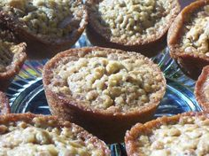 Rich And Chewy Pecan Pie Muffins! Recipe - (a Trisha Yearwood recipe)..  not much to look at but tastes like a slice of pumpkin pie!