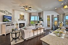 The Chaparral Plan at Inwood Hills - The Reserve, Dallas, TX