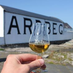 Ardbeg Whisky Distillery