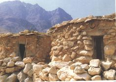 dwell, ancient stone, stones, united arab emirates, stone houses