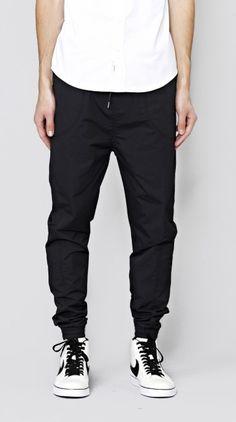 Black Mason Pant