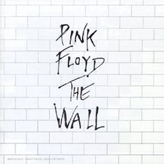 Pink Floyd -The Wall - cover art (1979)