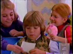 1980s fun, commerci divis, retro fun, tv commerci, favorit toy