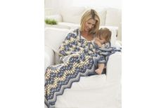 Caron® Simply Soft® Granny Goes Ripple