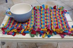 Place mat Loom project