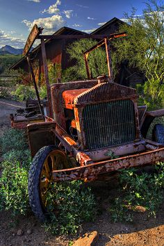 Goldfield Ghost Town Arizona.  This is a fun place to visit and take out of town guests.  Quite entertaining. . .