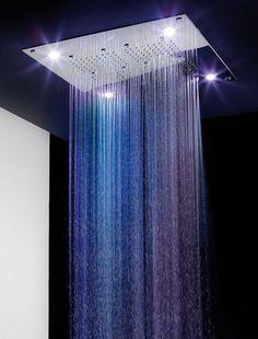 Rain Spa Shower Heads