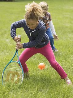 Batter up! Introduce your kids to a backyard version of cricket, a classic game enjoyed around the world.
