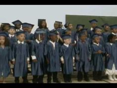 Kindergarten Graduation - DYNAMITE SONG