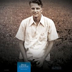 SURRENDERING ALL TO JESUS  |  1934, Charlotte, North Carolina  |  Just before his 16th birthday, Billy Graham yielded his life to Jesus Christ - and over the years, millions would follow suit.