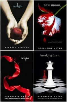 All books worth reading! I have read each 4 times! <3