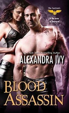 Cover Reveal: BLOOD ASSASSIN by Alexandra Ivy | Rika's Musings