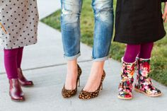 Fall shoes, h&m, JCrew, our happiness tour