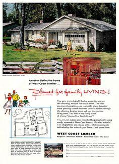 The American Home magazine February 1956
