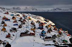 Kangaamiut, Greenland