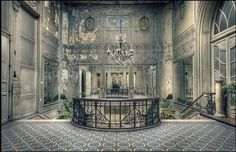 abandoned spaces