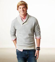 sweatshirt model