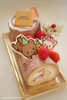 Rilakkuma cake:D