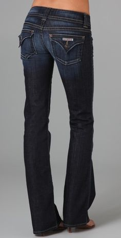 Hudson Signature Boot Cut Jeans, sweet jeans.