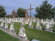 Saint Mary's Cemetery  Maryville  Nodaway County  Missouri  USA
