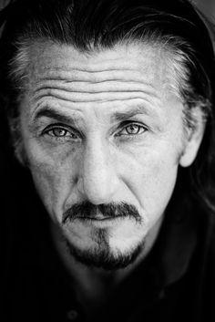 Sean Penn | by Nigel Parry