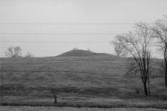 Ancient Adena Burial Mound in Clark County, Kentucky
