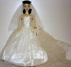 """#3 Barbie wearing """"Wedding Day Set"""""""