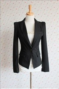 Women's Outerwear Office lady Jacket Ladies Suit by beatbbcustom ( VIP Fashion Australia www.vipfashionaustralia.com - find cute dresses for cheap )