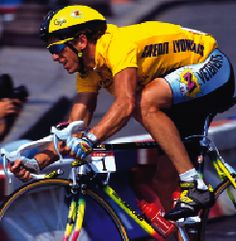 Greg LeMond,Cycling Legend