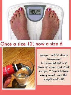 weight loss with grapefruit oil